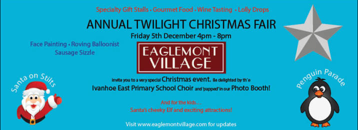 2014 Annual Twilight Christmas Fair