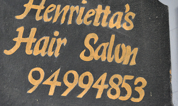 Henrietta's Hair Salon