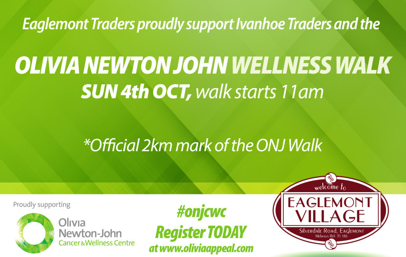 ONJ Wellness Centre Walk 2015