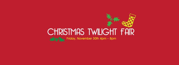 Christmas Twilight Fair
