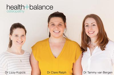 Health and Balance Osteopathy
