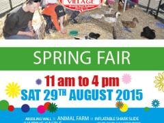 Eaglemont Village 2015 Spring Fair