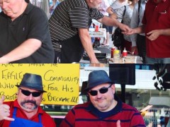 Faces of Eaglemont Village – Ian BBQ man